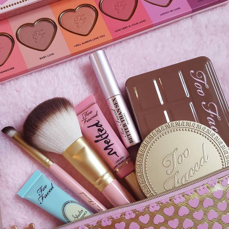 Pin by Prinbs Beauty on makeup. Too faced cosmetics