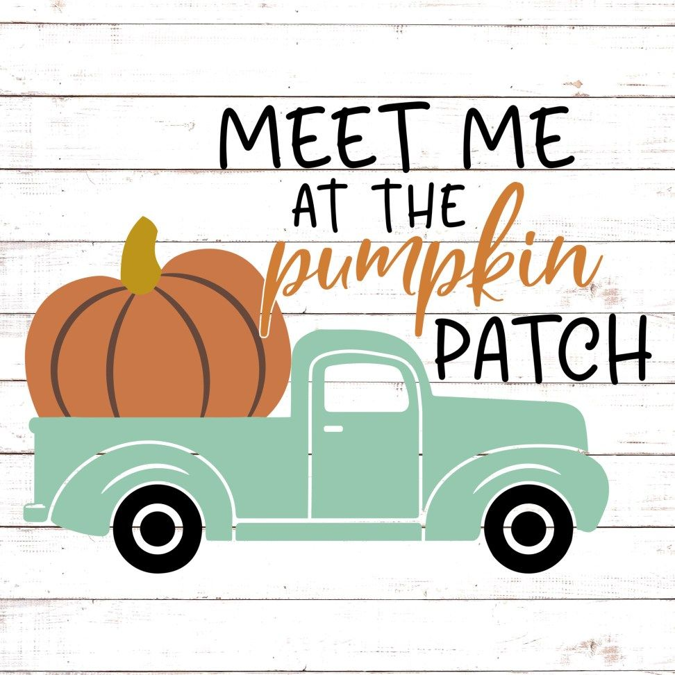 Meet Me At The Pumpkin Patch Svg free files, Free svg
