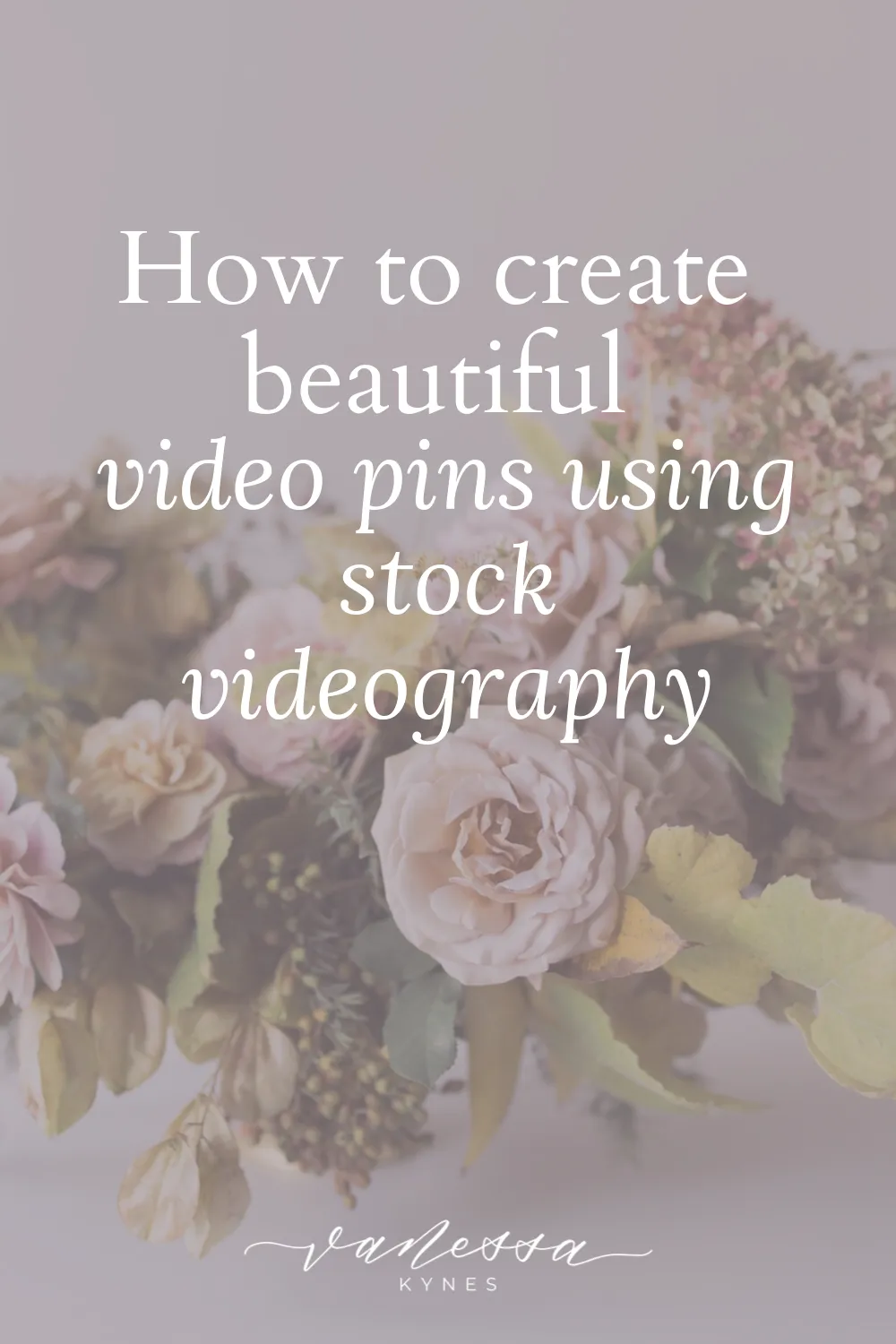 How to Create Video Pins in Keynote using Video Stock