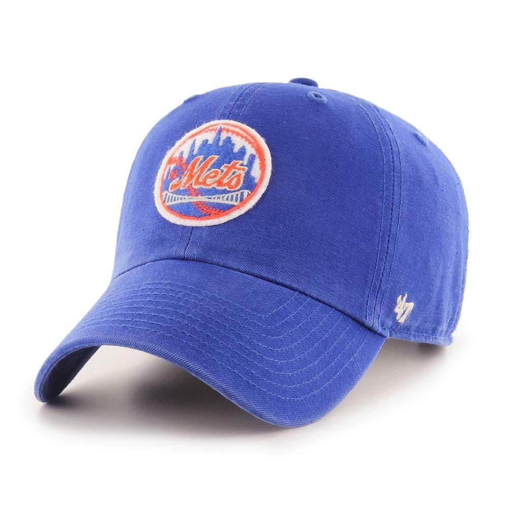 New York Mets Cooperstown Mclean 47 Clean Up In 2020 New York Mets Mets Cooperstown