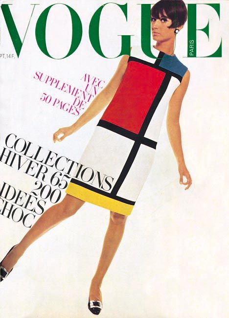 French Vogue, Sept 1965