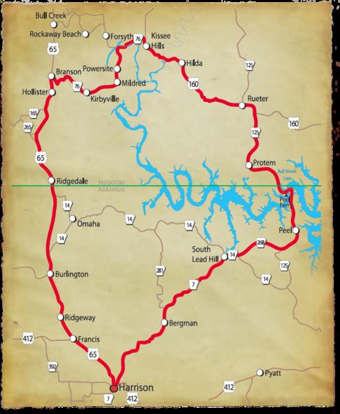 Peel Ferry Motorcycle Ride Harrison Arkansas   Travel in 2019 ...
