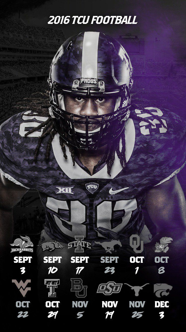Tcu Football On Twitter Tcu Football Tcu Football