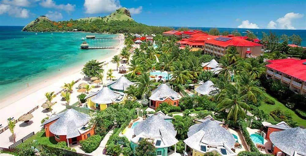 cbae08f44182 Sandals Grande St. Lucian Spa   Beach Resort - All Inclusive