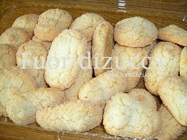 Fave dei morti #cookies with almonds