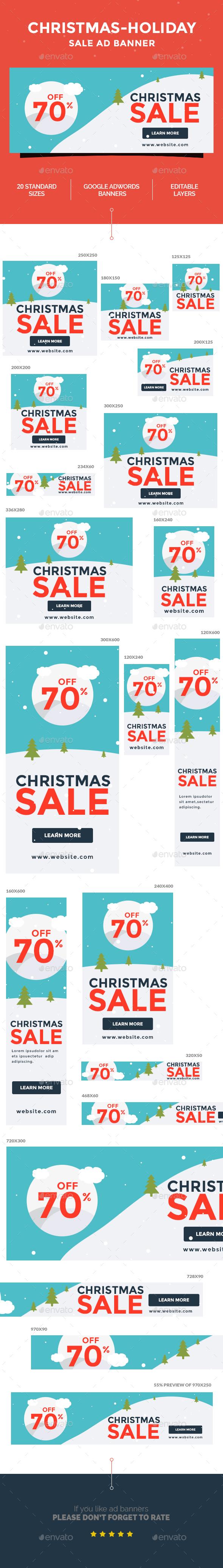 christmas holiday ad banner christmas holidays design christmas holiday ad banner banners ads web elements