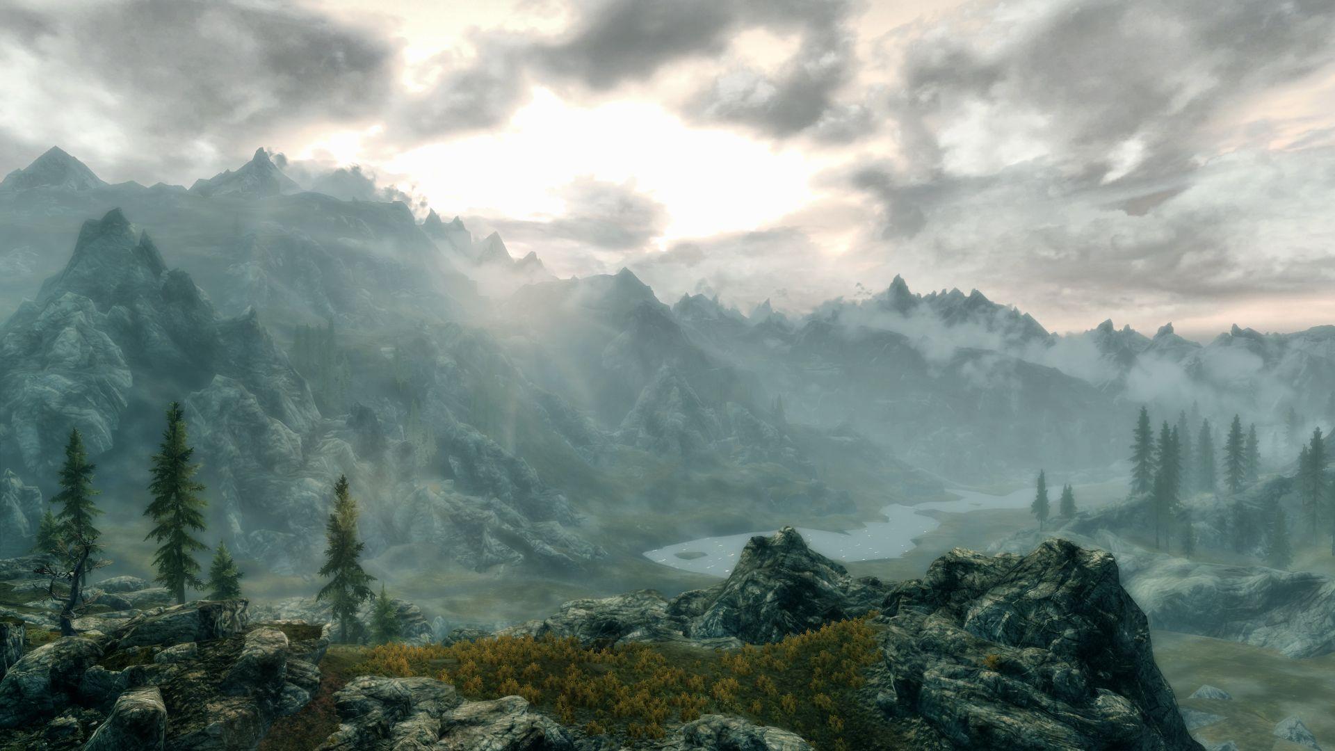 Epic Landscape
