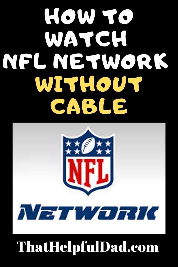 Home Stream nfl games, Nfl network, Stream nfl
