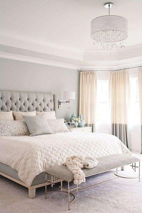 Camera da letto in stile new classic | Interni nel 2019 ...