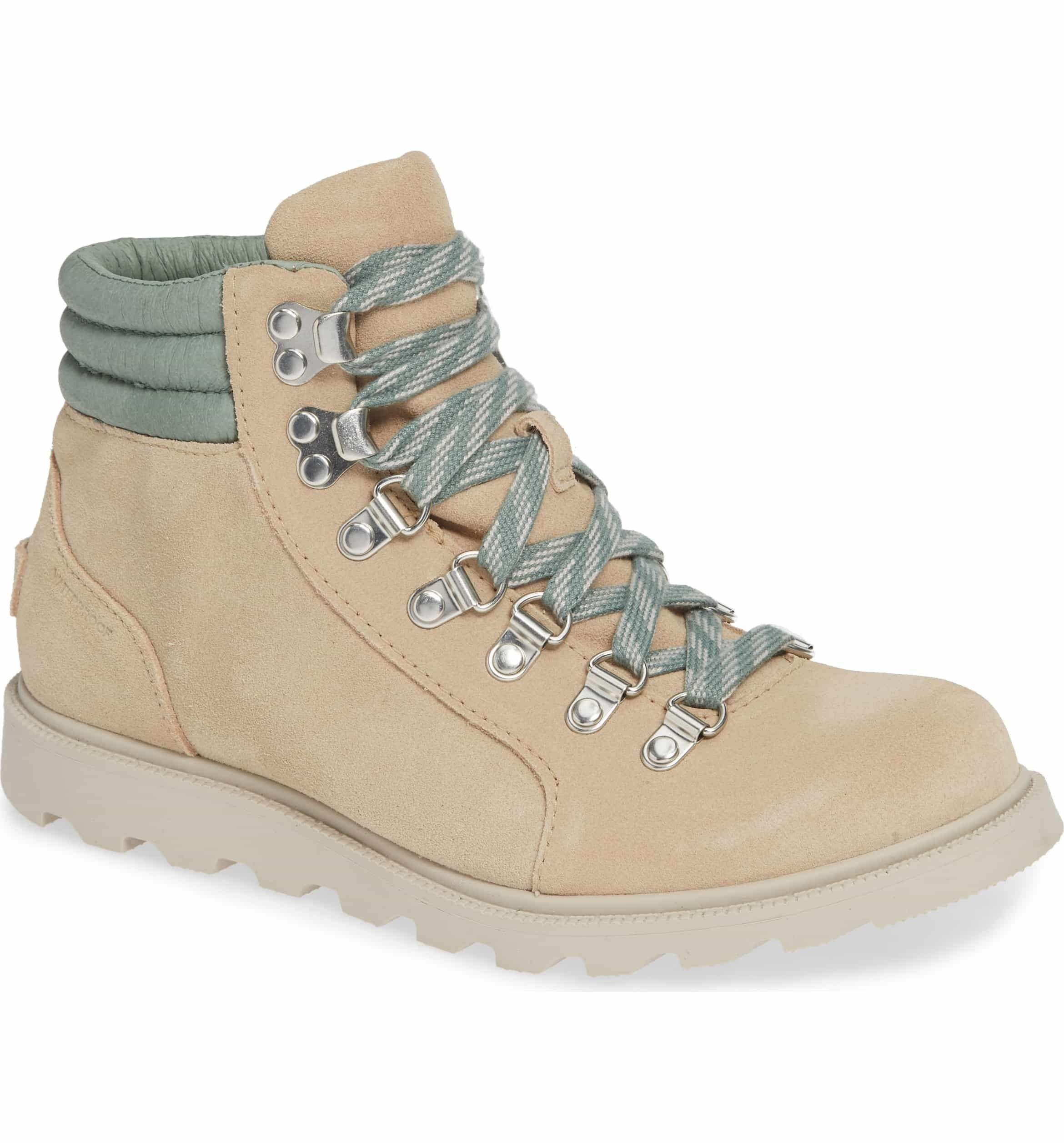 542fe5f529f Ainsley Conquest Waterproof Boot, Main, color, OATMEAL | fashion ...