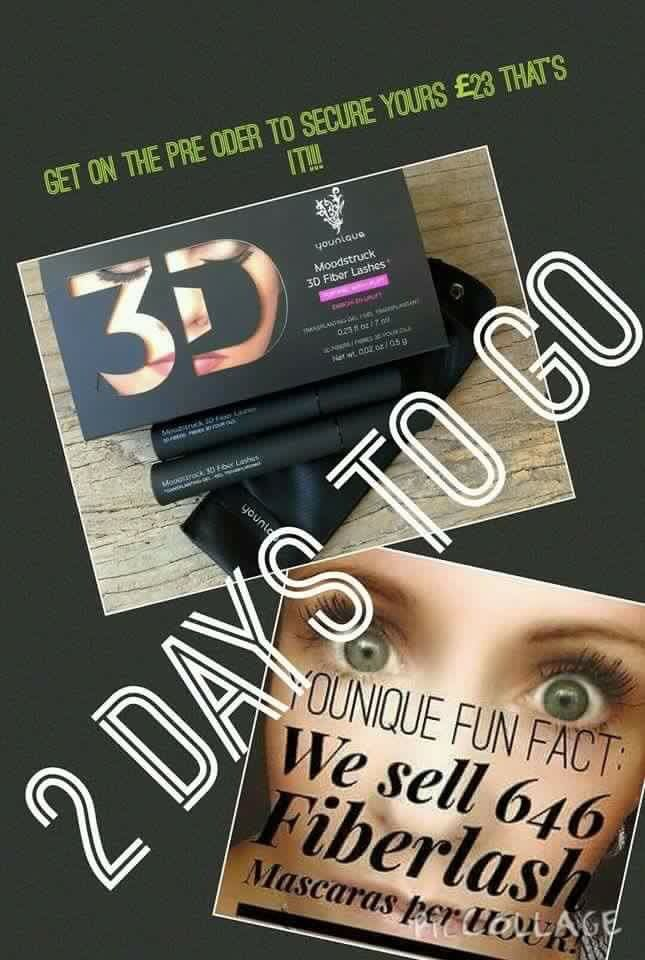 Eeekkkk Wednesday is upon us! The mascara revolution is nearly here!!
