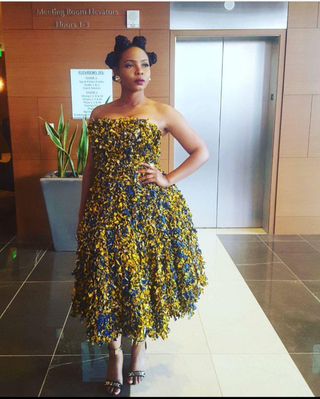 Yemi Alade African Print Fashion African Print Fashion Dresses African Fashion