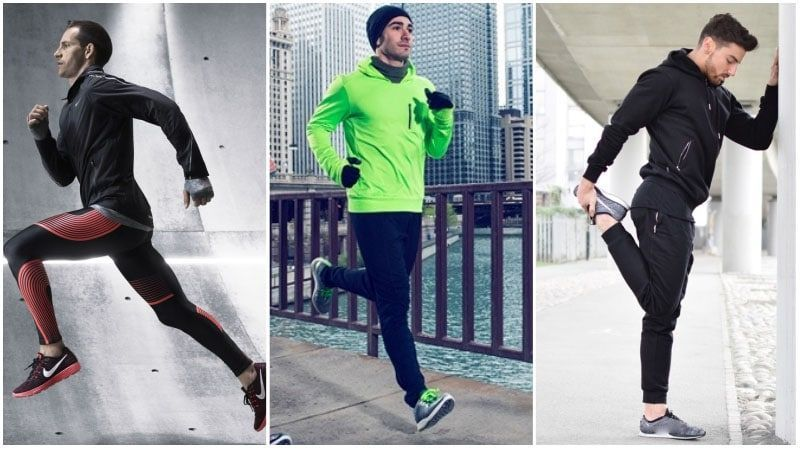 Running Clothes Winter - The Coolest