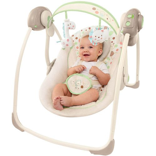 Comfort & Harmony by Bright Starts Portable Swing