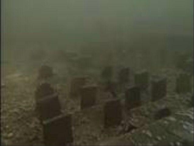 Lake Jocassee Underwater Google Search Lake Jocassee Cemetery