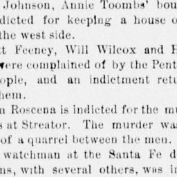 The Ottawa Free Trader 26 January 1889 — Illinois Digital Newspaper Collections