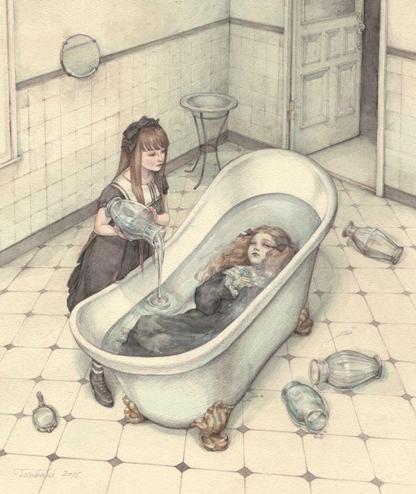 Ephemeral ~ Territory of girls @ Jiro Miura Galler