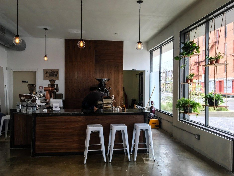 Coffee shop and quality goods store to open on san antonio