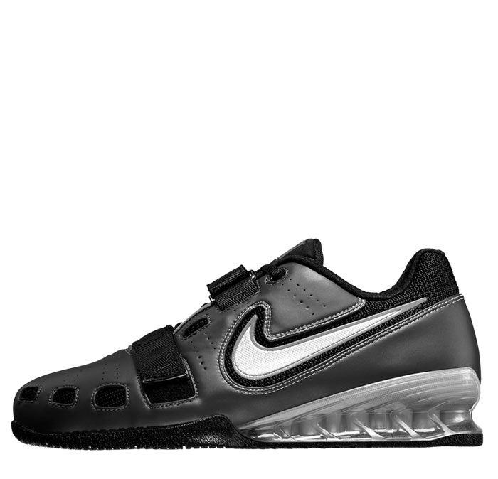 Nike ShoesBlackIron Romaleos Weightlifting 2 Edge QrstdCh