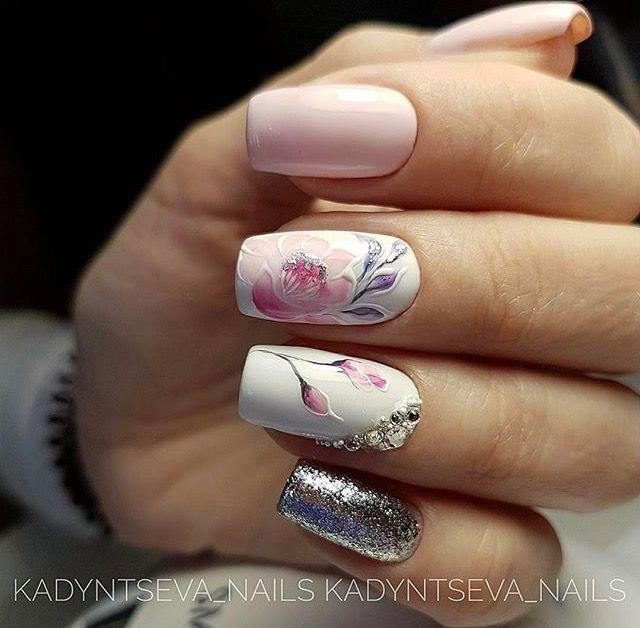 Pin by Aga Julita on Nails | Nails, Beauty
