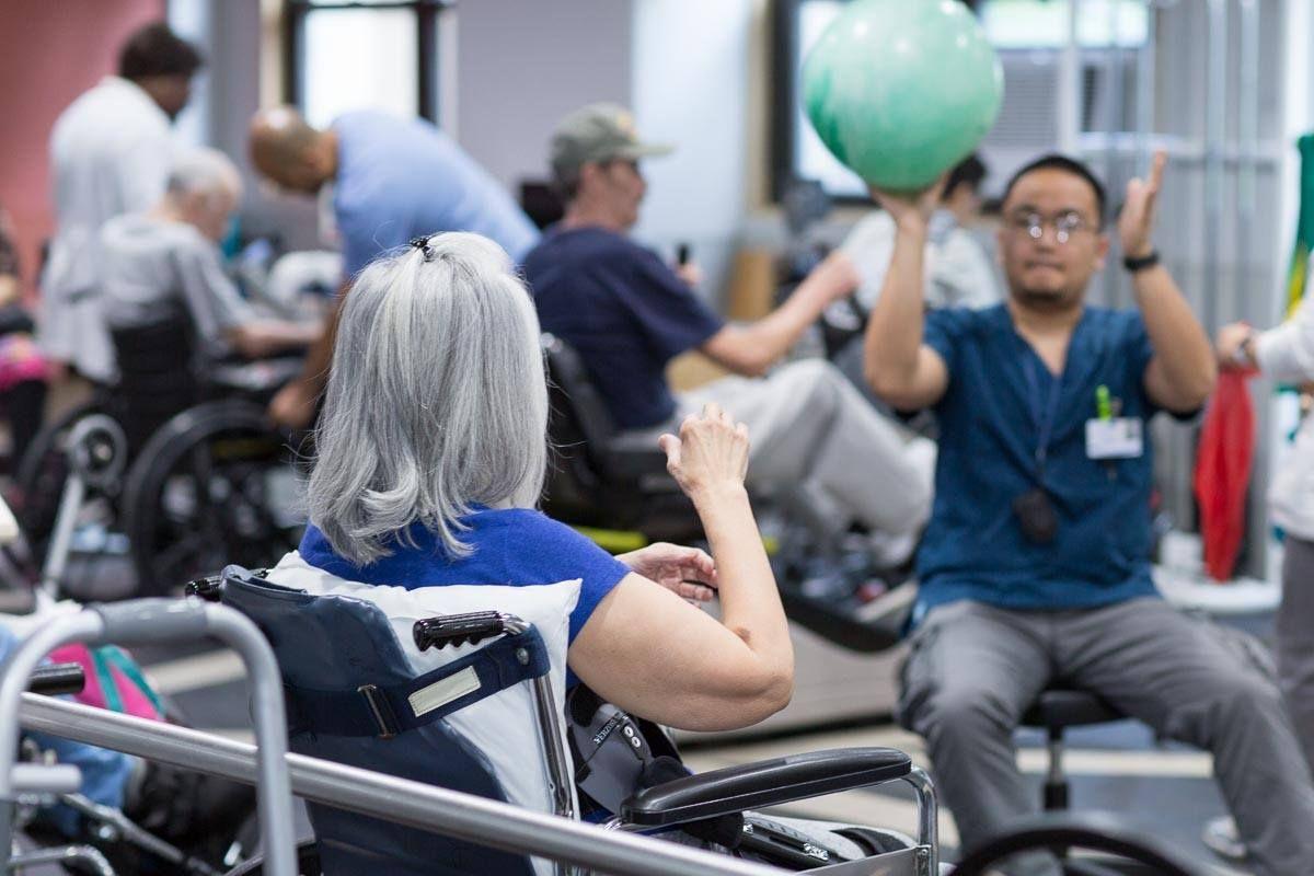 Our facility offers a comprehensive rehabilitation program
