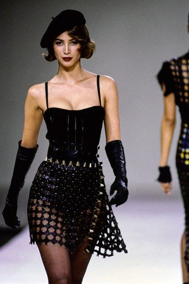 Photo of Alaïa Fall 1991 Ready-to-Wear Collection