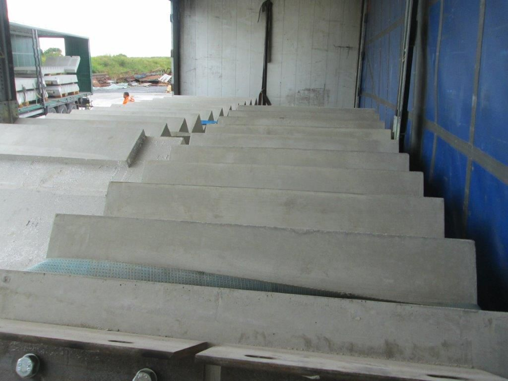 Precast Concrete Stair Cores Provided For World Class Institute Of