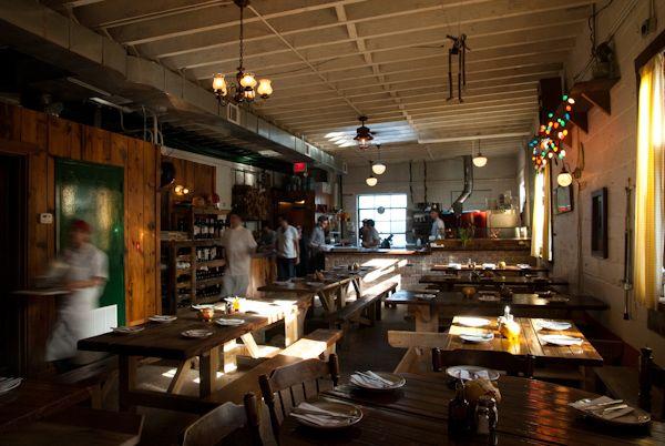 Italian Foods Near Me: Secret Little Gem: Roberta's Pizzeria, Bushwick Brooklyn