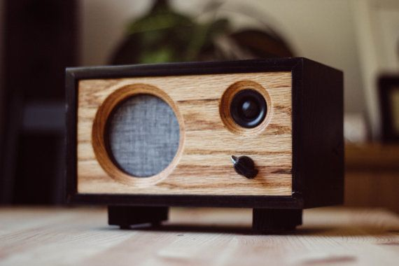 diy fawn bluetooth speaker build kit wood kit speaker pinterest bluetooth lautsprecher. Black Bedroom Furniture Sets. Home Design Ideas