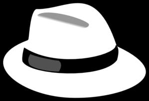 White Hat White Hat Clip Art Hat Clips