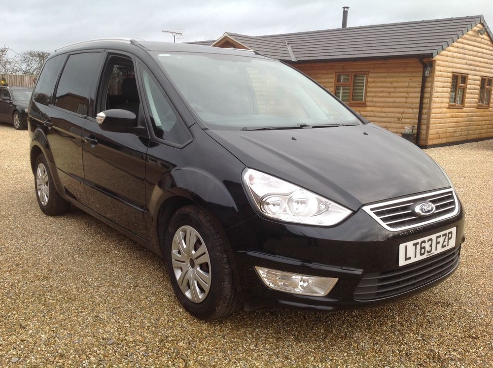 Ebay Ford Galaxy Zetec Tdci Auto Spares Or Repair Carparts