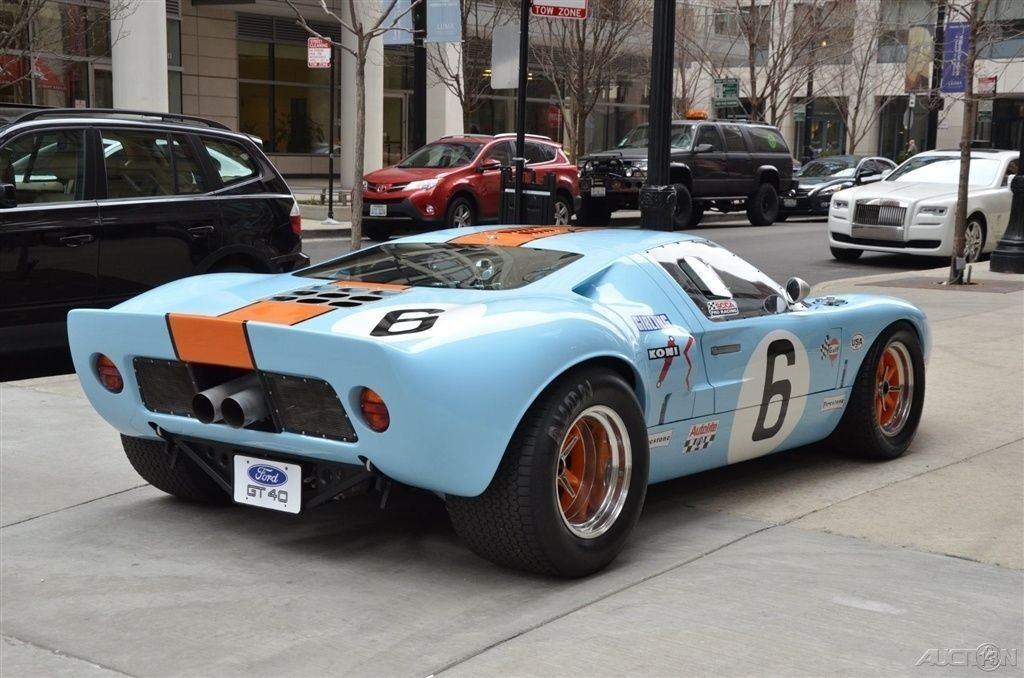 Ford Gt40 For Sale 2011 Ford Gt40 2011 Ford Gt40 Muscle Cars For Sale Ford Gt40 Gt40 Ford