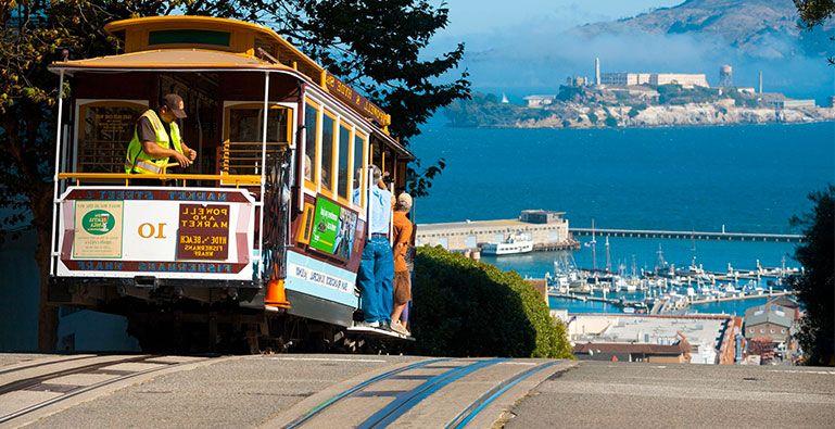 The San Francisco Cable Car System San Francisco Cable Car San