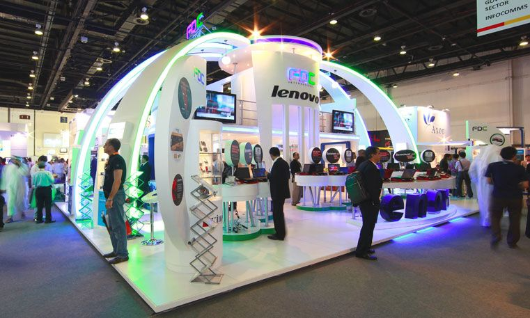 D Exhibition Stall Designer Jobs In Dubai : How to master in attracting exhibition crowd gitex