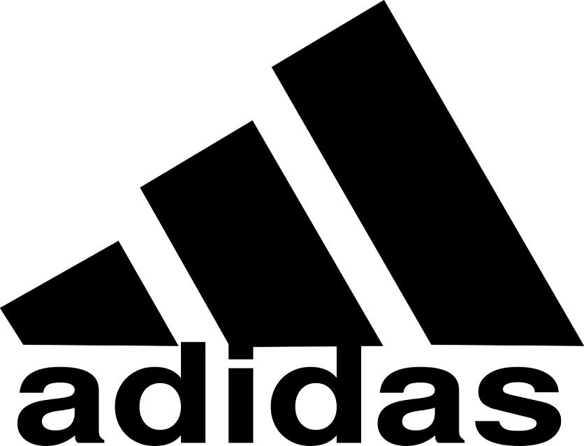 adidas logo and slogan