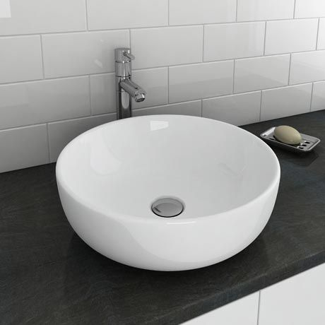 Sol Round Counter Top Basin Online At Victorian Plumbing Co Uk
