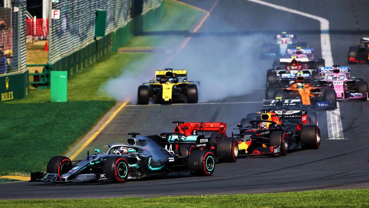 F1 Australian GP in 2020 Australian grand prix, Grand