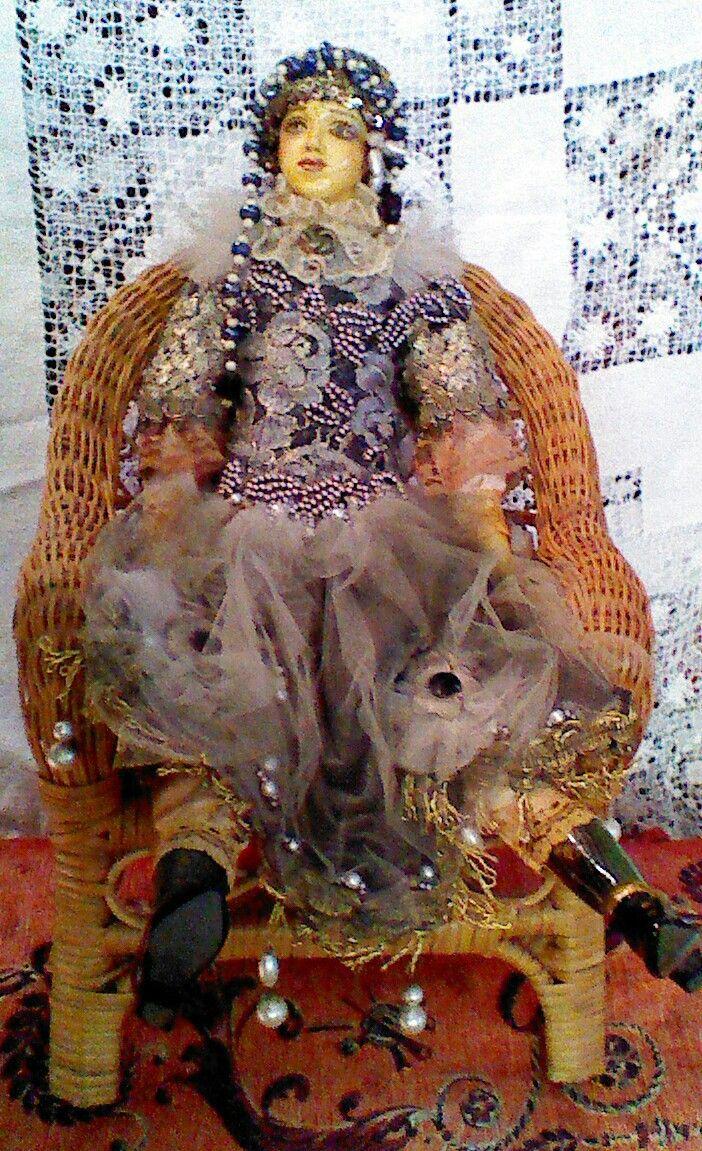 Attic Doll By Linda Carroll Australian Top Doll Maker For ...