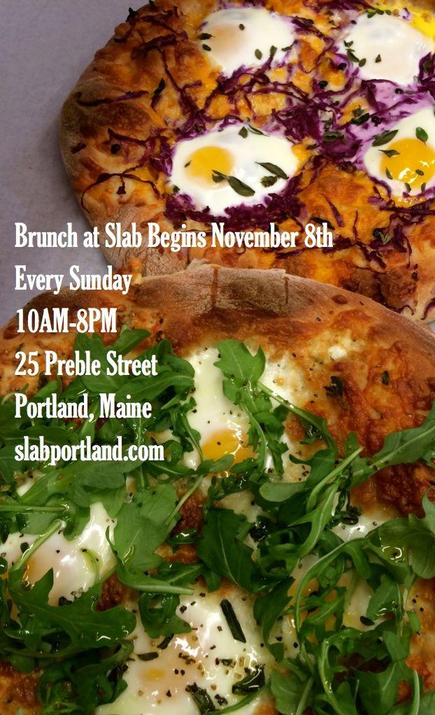 Home Slab Street Food Pizza Portland Food