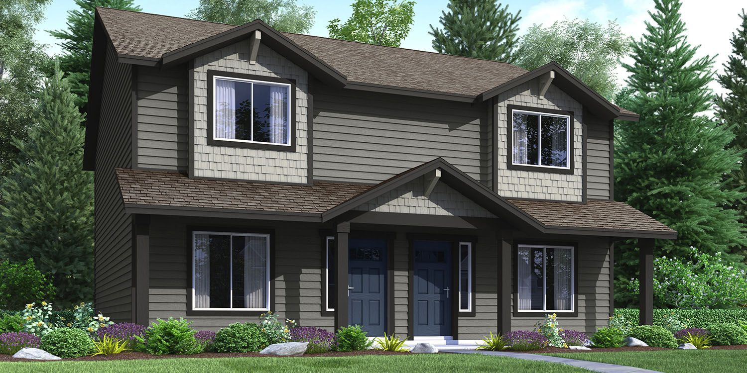 The Pines floor plan is an affordable