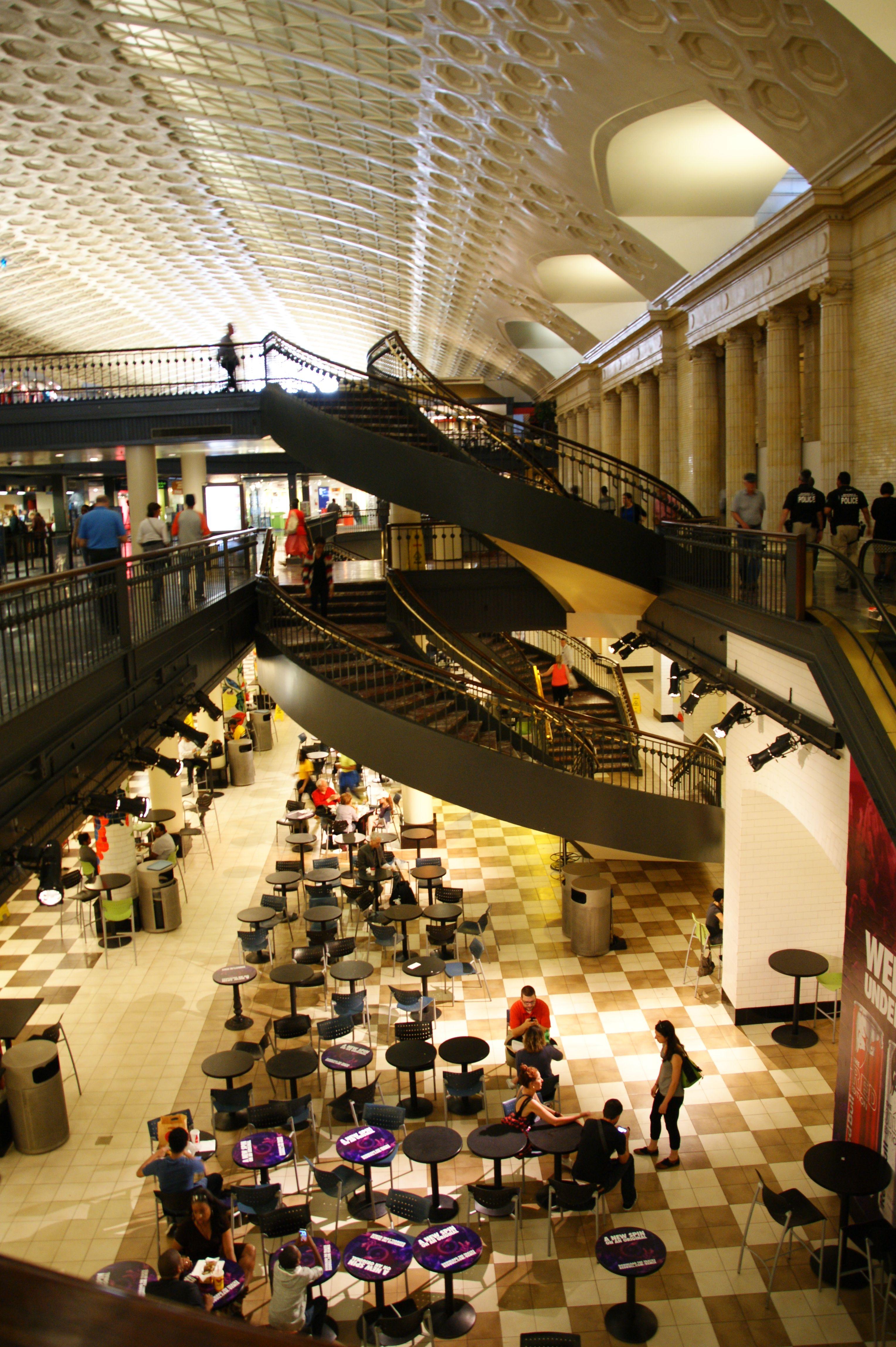 Union Station in Washington DC, D.C.