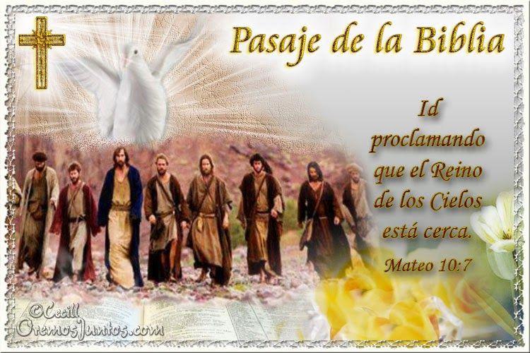 Resultado de imagen para Mateo 10,8