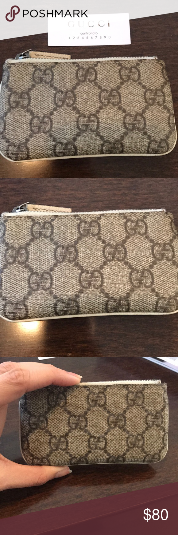 Gucci card case | Card case, Key chain holder and Gucci