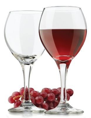 Libbey 3014 Perception 13 5 Oz Red Wine Glass 24 Cs