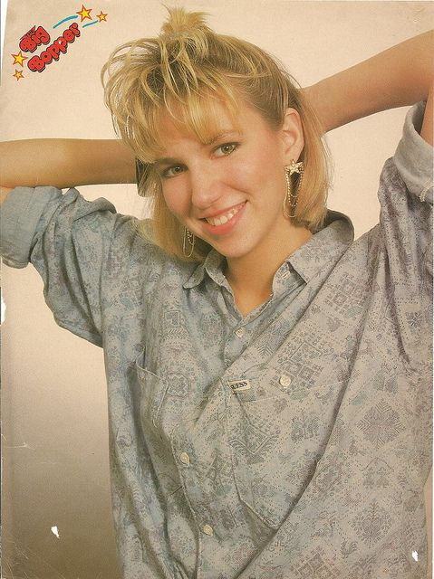 Debbie Gibson Debbie Gibson 80 S And Childhood
