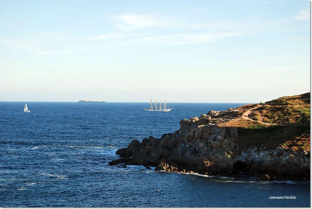 The Tall Ships Races By Jomazul Varela Ship Racing Tall Ships Racing
