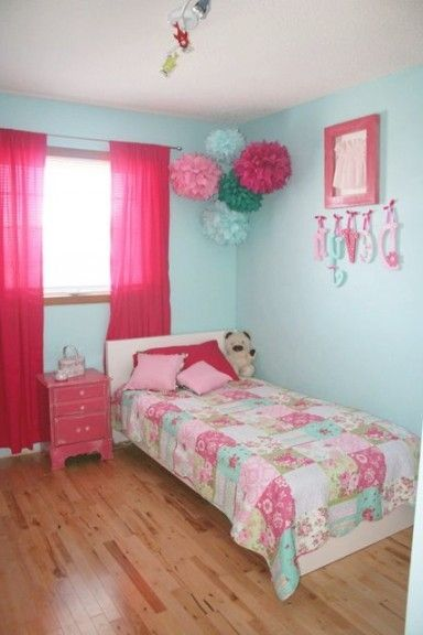 Top 25 Best Girls Room Paint Ideas On Pinterest Girl Throughout First Chop Bedroom Painting Big Bedrooms Turquoise