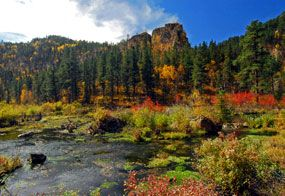 Spearfish, SD- Black Hills Vacations, Outdoor Adventures & Spearfish Canyon