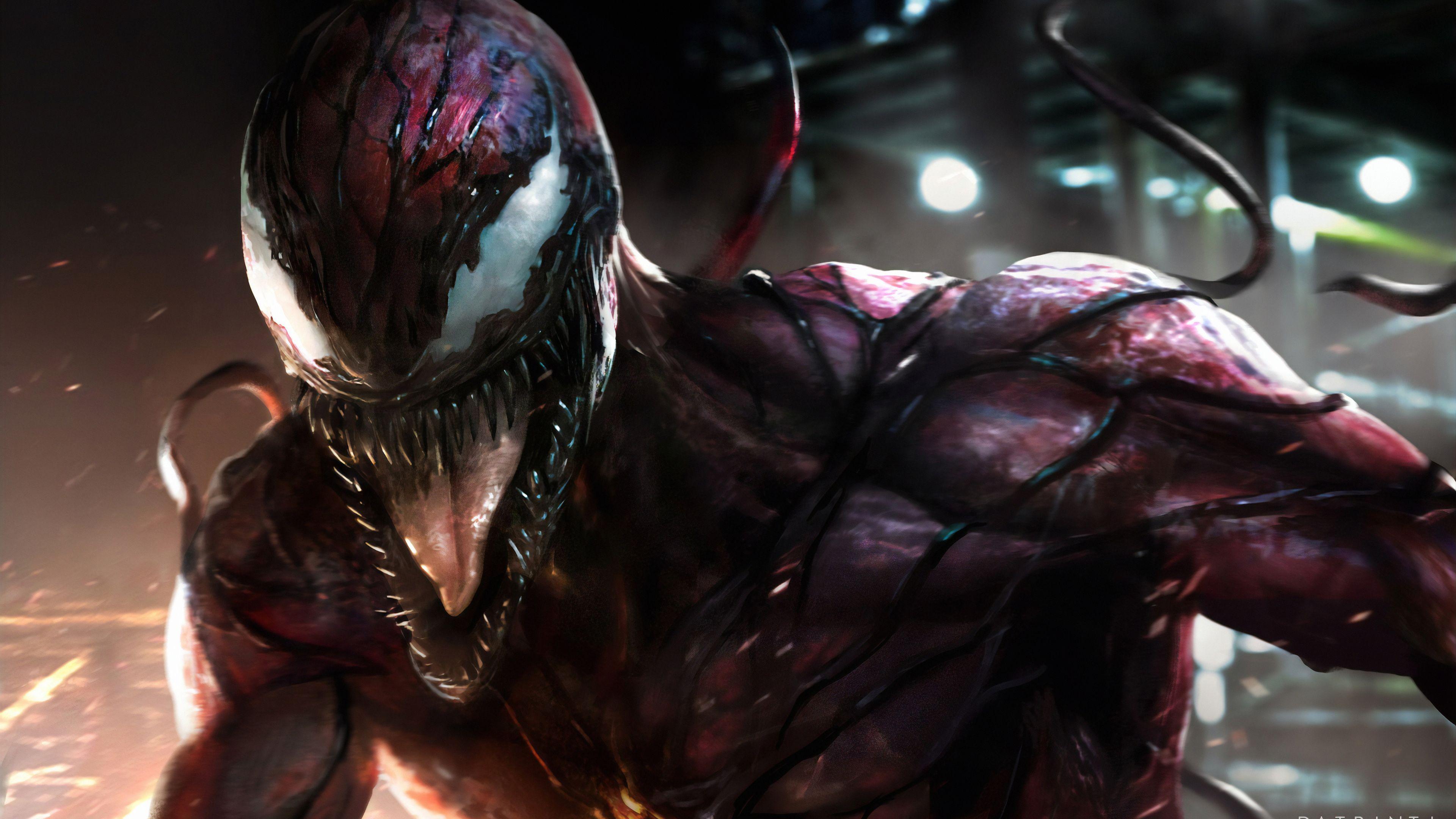 Carnage Superheroes Wallpapers Hd Wallpapers Digital Art Wallpapers Carnage Wallpapers Behance In 2020 Carnage Marvel Carnage Film Venom