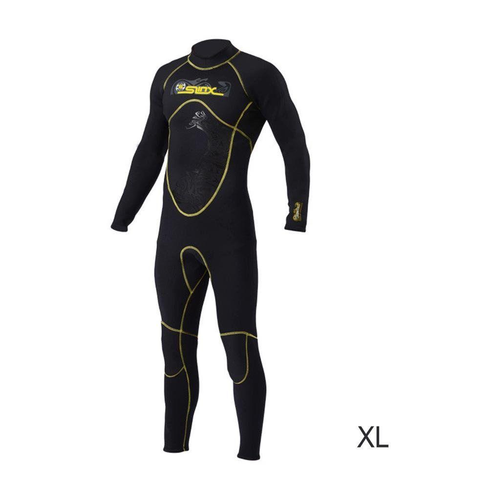 Henderson Thermoprene 3mm Full Jumpsuit Scuba Diving Wetsuit Men/'s Blue